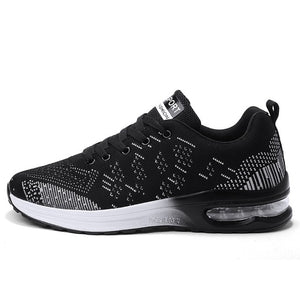 2019 Men's Running Shoes Men Sneakers Sports shoes woman Lace-up Breathable Sneakers Women zapatillas hombre Lovers Footwear