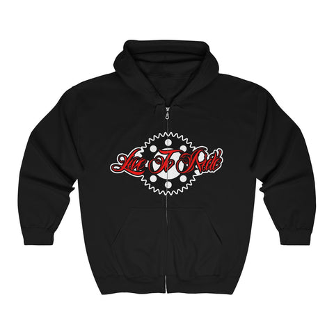 Live To Ride Racewear - Sprocket Zoodie