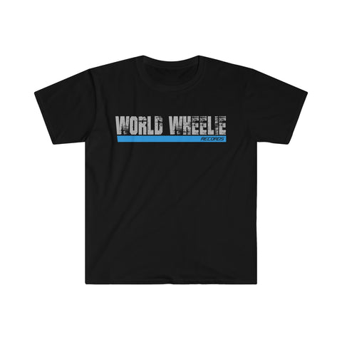 Men's World Wheelie Records Tee