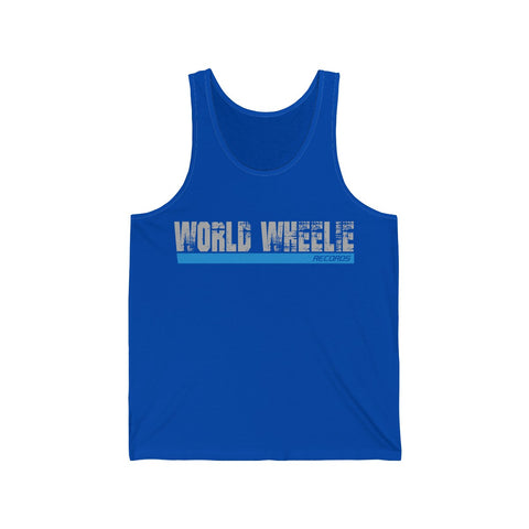 Unisex World Wheelie Tank
