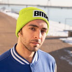 BMX Embroidered Knit Beanie