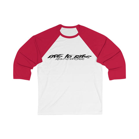 Live To Ride Racewear - Whip 3/4 Tee
