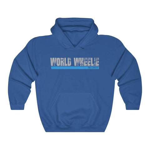 Unisex World Wheelie Records Hoody