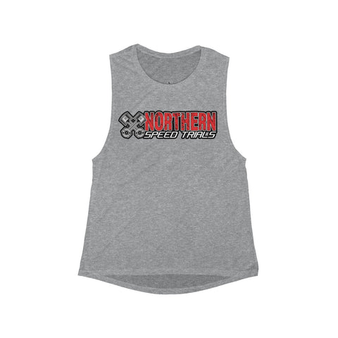 Women's Flowy Scoop NST Muscle Tank
