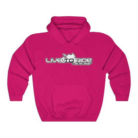 Live To Ride Racewear - Digisil Hoody