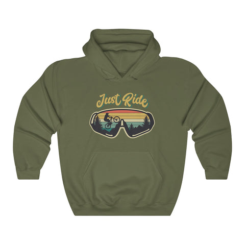 Live To Ride Racewear - Just Ride Hoody