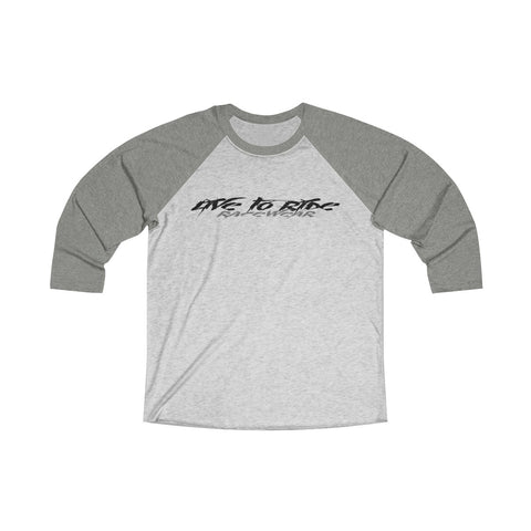 Live To Ride Racewear - Stoppie 3/4 Tee