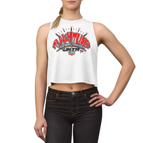 Women's Timing Travellers Crop top