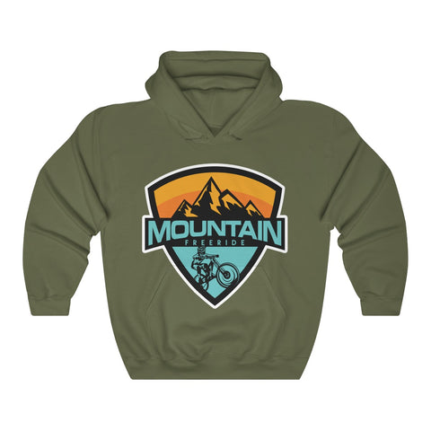 Live To Ride Racewear - Mountain Freeride Hoody