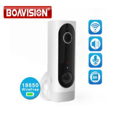 Caméra IP Rechargeable WIFI 1080P BoaVision APPLICATION MOBILE
