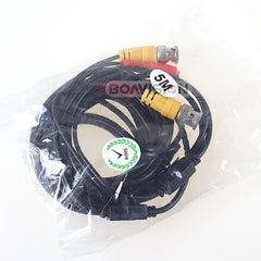 Câble BNC Alimentation CCTV BoaVision Plug & Play