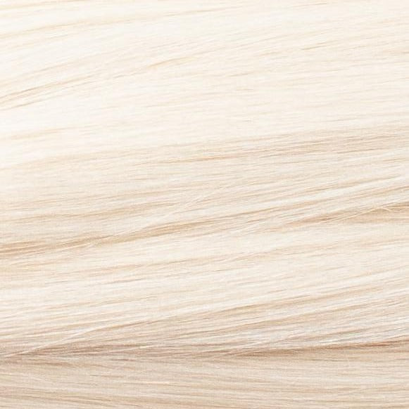 Ice Blonde Clip-In Hair Extensions #1001