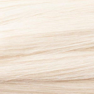 Ice Blonde Nano Bead Hair Extensions #1001