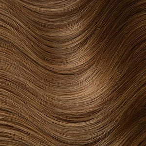 Medium Dirty Blonde Hand Tied Weft Hair Extensions #14