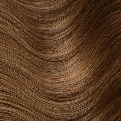 Medium Dirty Blonde Itip Hair Extensions #14