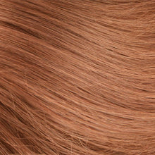 Load image into Gallery viewer, Strawberry Blonde Hand Tied Weft Hair Extensions #27