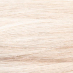 Platinum Ash Blonde Itip Hair Extensions #65