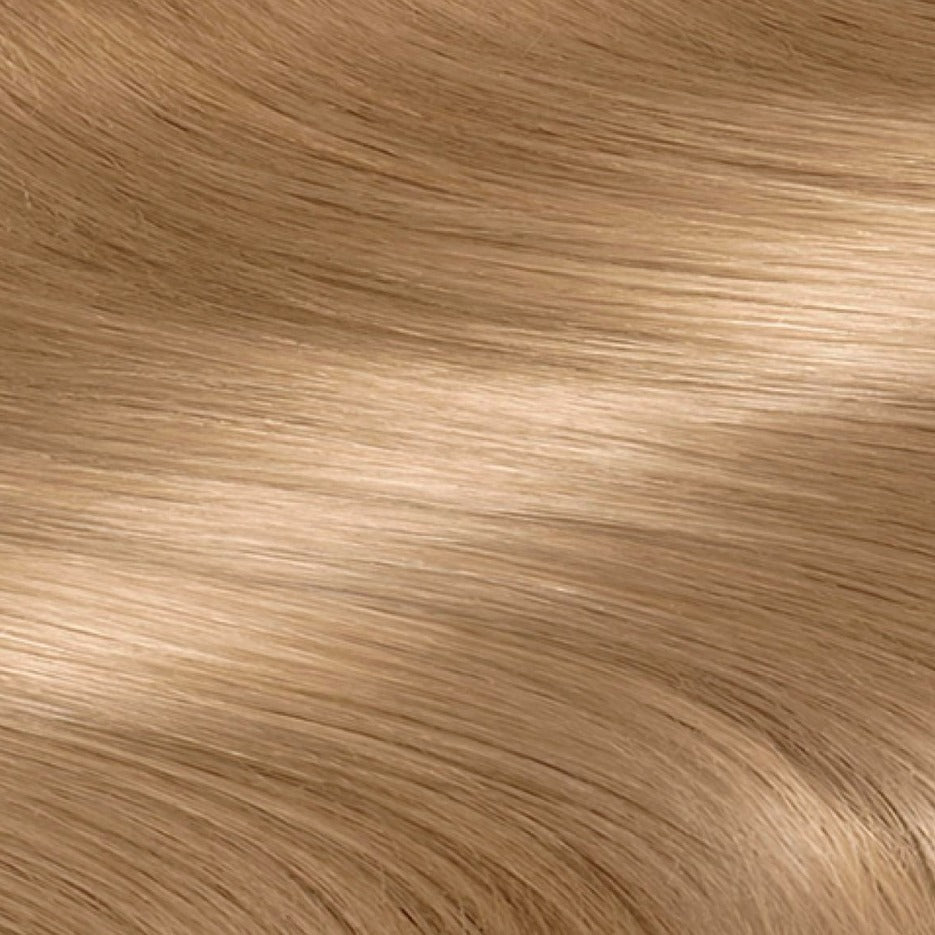Light Brown Clip-In Hair Extensions #8