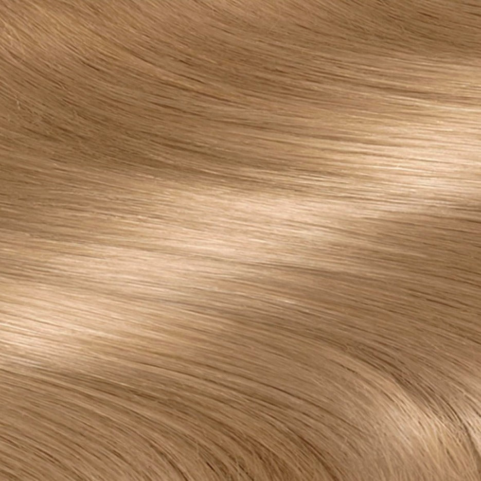 Light Brown Itip Hair Extensions #8