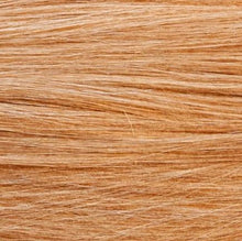 Load image into Gallery viewer, Light Brown Nano Bead Hair Extensions #7