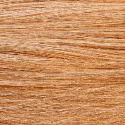 Light Brown Nano Bead Hair Extensions #7