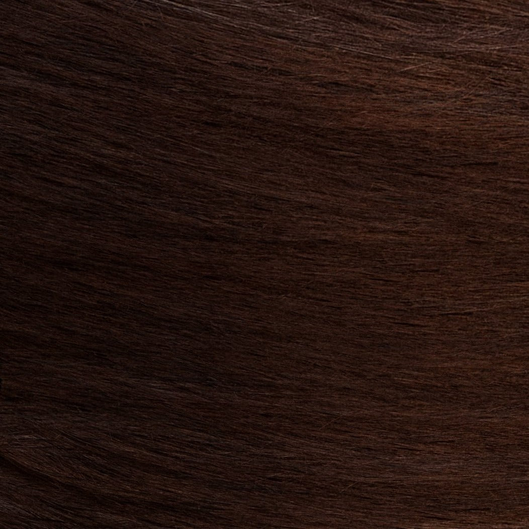 Black/Brown Itip Hair Extensions #2