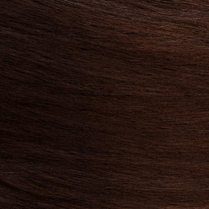 Black/Brown Nano Bead Hair Extensions #2
