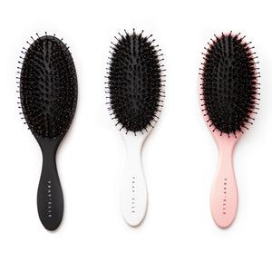 TRAY'ELLE Mixed Boar Bristle Brush