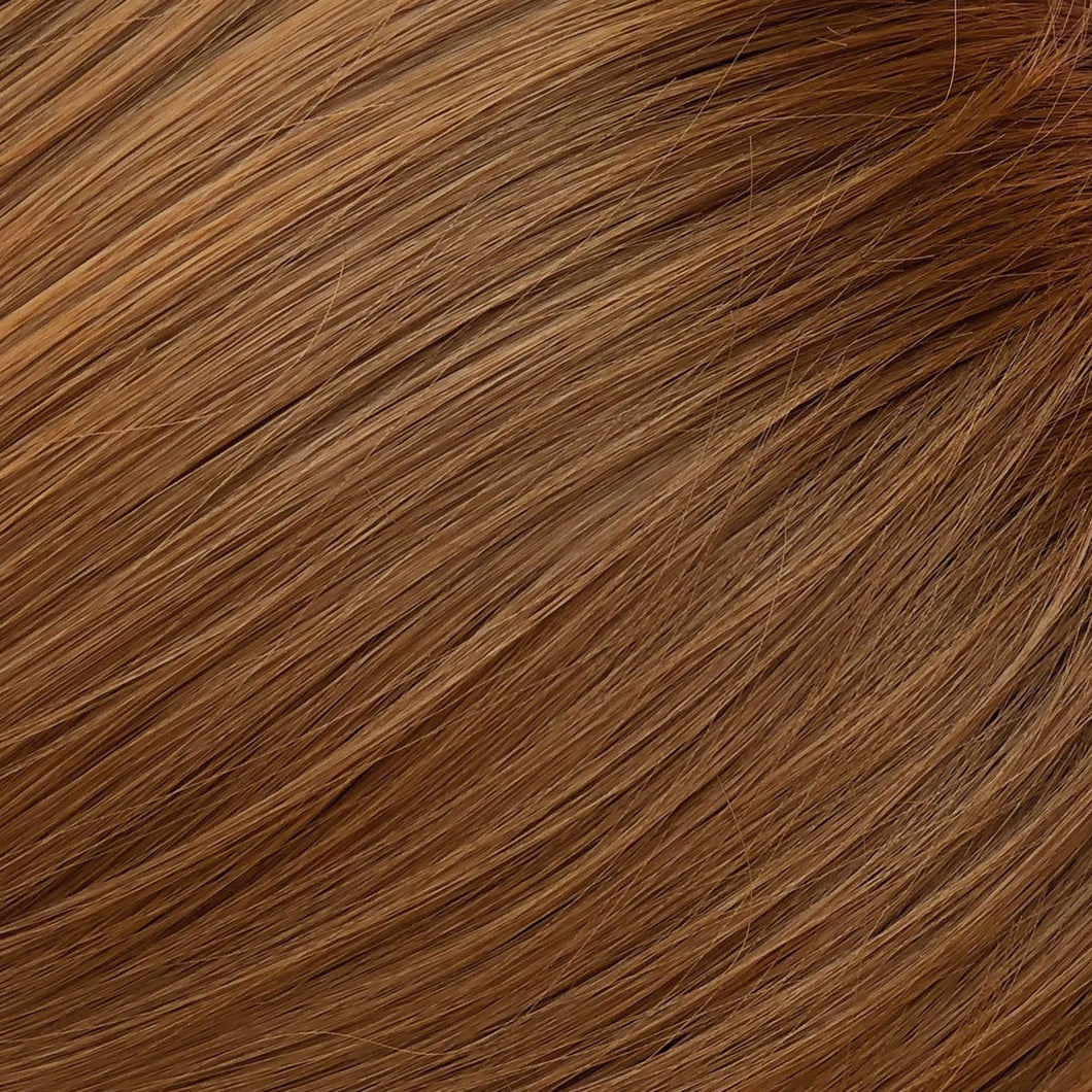 Lightest Brown Tape In Hair Extensions #10