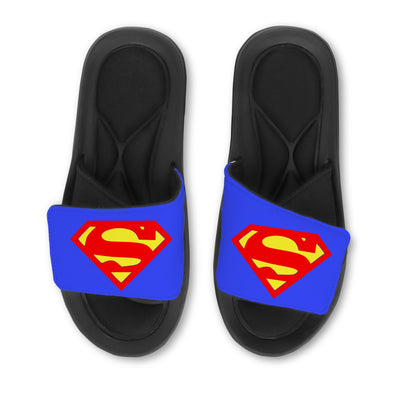 superman, superman slides, custom slides, superman birthday