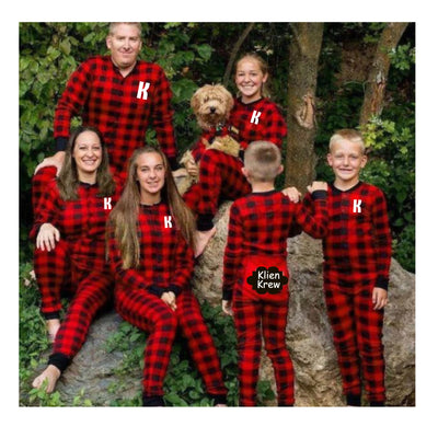 matching family pajamas; family pajamas 2020; adult kids matching pajamas onesie; adult kid onesie; christmas pajamas; family christmas pajamas; family christmas onesie pajamas; butt flap pajamas; matching family pajamas butt flap