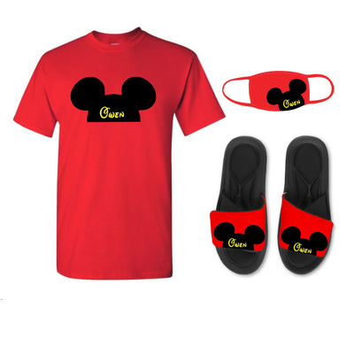 Custom Slides - Disney Mickey Minnie