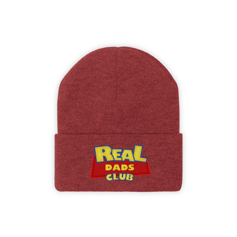 Real Dads story Beanie