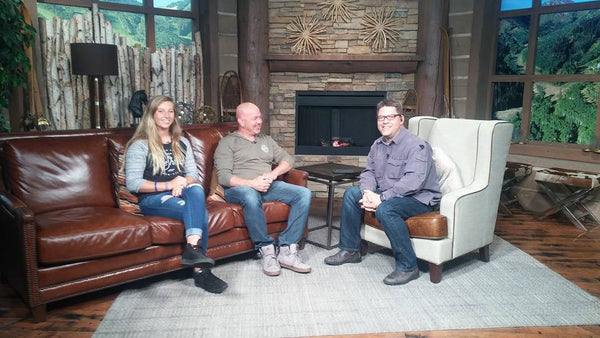 Team Athlete Taylor McCullough on PCTV