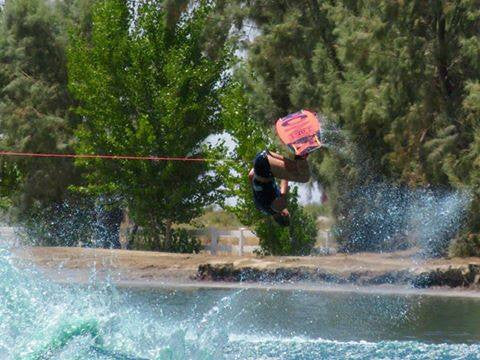 Zoe Luquette 2016 Wake Edit
