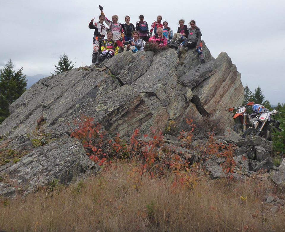 Kootenay Women on Wheels
