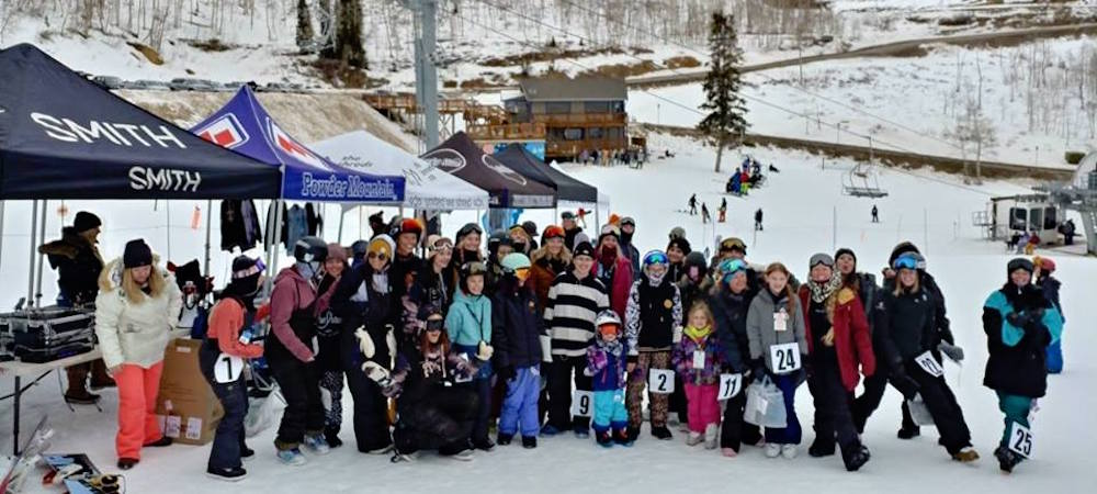 2018 SheShreds Jamboree #1 at Powder Mountain Recap