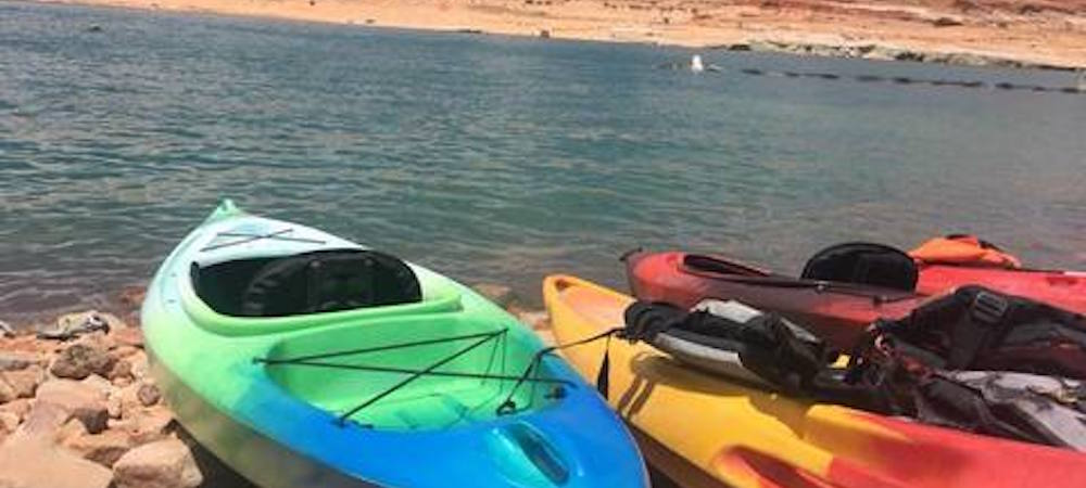 The Trip Where My Arms Almost Fell Off - Kayaking Lake Powell