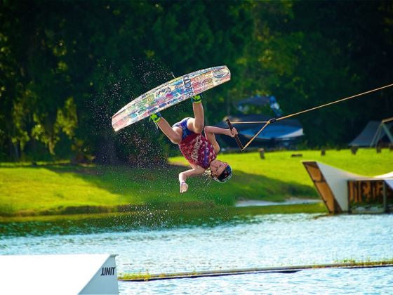 The Road to Wake Park Worlds - Piper Harris