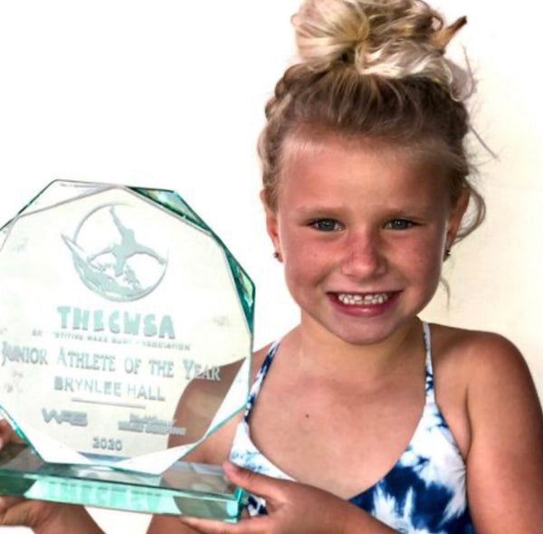 December 2020 Ambassador of the Month - Brynlee Hall