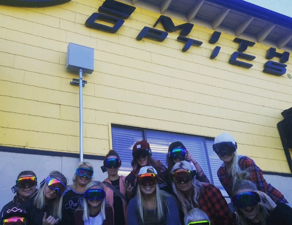 Q&A With Smith Optics & Brooke Heumann