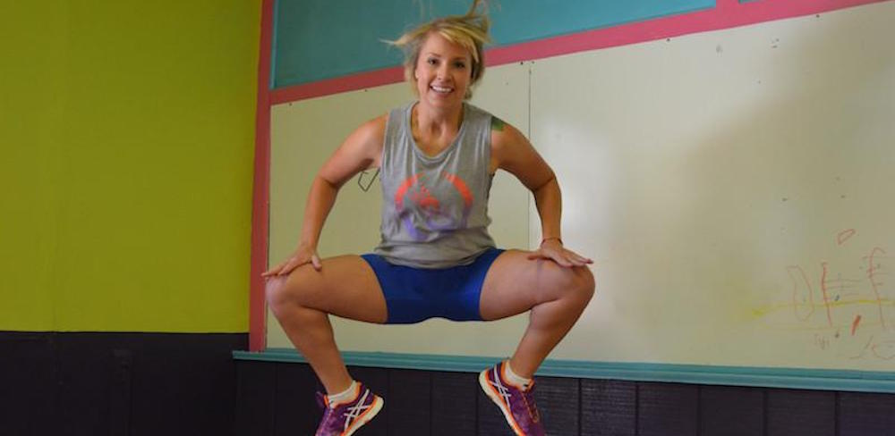 Snowboard Fitness Goals & Tips with Trainer JulieAnn Castillon
