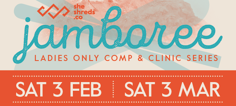 SheShreds Jamboree at Powder Mountain
