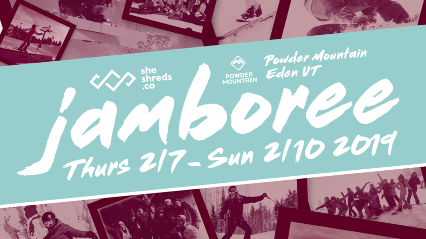 Jamboree Retreat & Rail Jam Weekend 2019