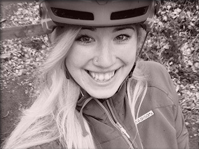 Amanda Dexter, MTB/Run/Swimmer (UK)