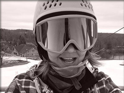 Christina McFarland, DS Motorcycle/Snowboarder (OH)