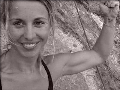 Corinna Lincoln - MTB/Rock Climber (UK)
