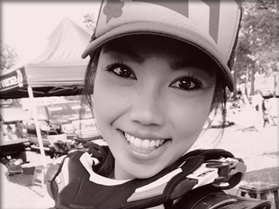 Dee Chan, Dirt/Road/Moto Racer (ON)