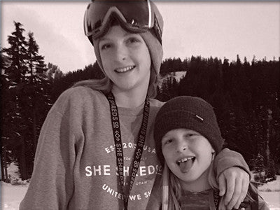 Ellie & Alexie Patrick, Snow/Wakeboarders (OR)