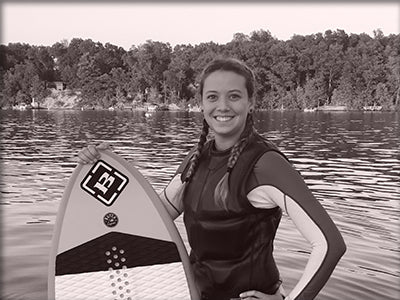 Erinn Sproule - Wakesurf/Paddleboarder (CT)